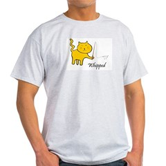 Pussy Whipped Ash Grey T-Shirt