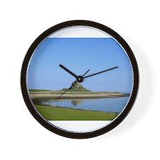 Holy Island Wall Clock