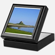 Holy Island Keepsake Box