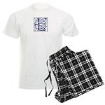 Monogram - Lang Men's Light Pajamas