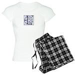 Monogram - Lang Women's Light Pajamas
