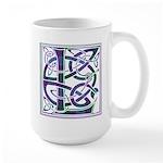 Monogram - Lang Large Mug