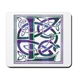 Monogram - Lang Mousepad