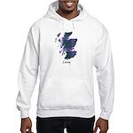 Map - Lang Hooded Sweatshirt