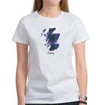 Map - Lang Women's T-Shirt