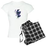 Map - Lang Women's Light Pajamas