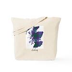Map - Lang Tote Bag