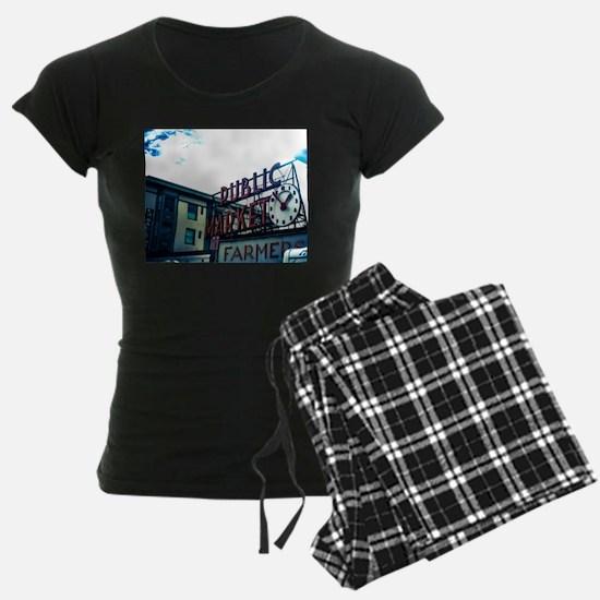 Pike Place Market Pajamas
