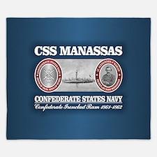CSS Manassas (Warley) King Duvet