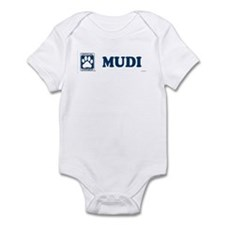 MUDI Infant Bodysuit