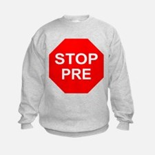 PRESTOPwhite Sweatshirt