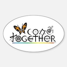 Come Together Decal