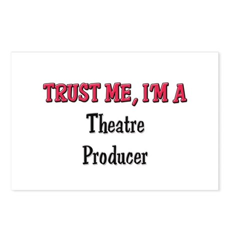 Trust Me I'm a Theatre Producer Postcards (Package