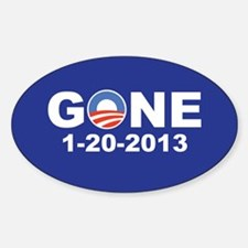 GONE-01 Decal