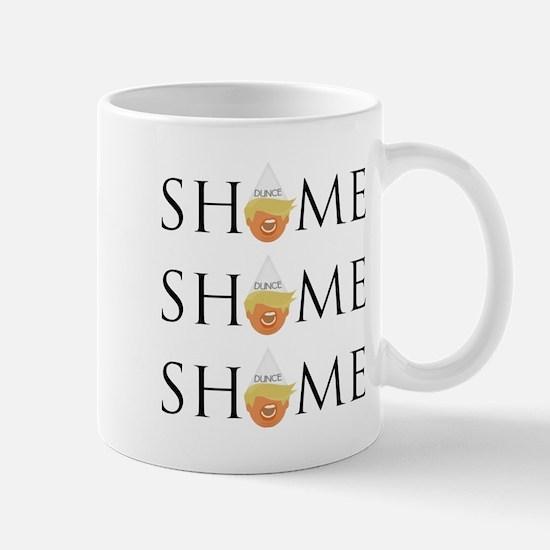 Shame Shame Shame Small Mugs