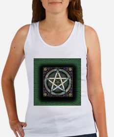 Pentacles Women's Tank Top