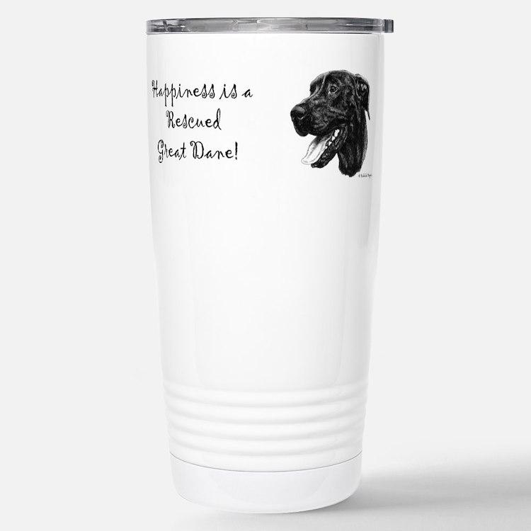 Cute Purebred Travel Mug