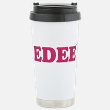 Unique Funny malu Travel Mug