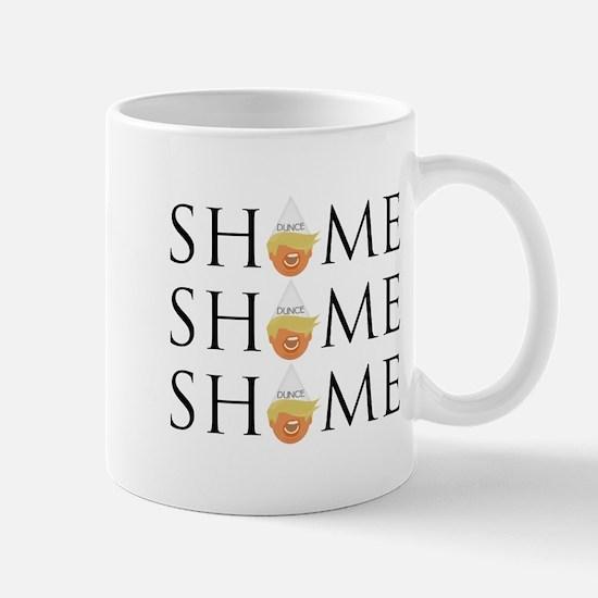 Shame Shame Shame Large Mugs