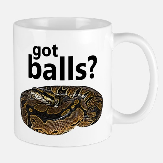 Cute Python Mug