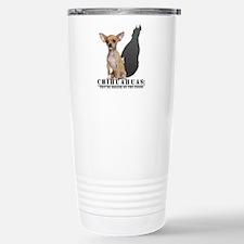 Cute Chihuahua Travel Mug