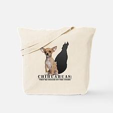 Cool Chihuahua Tote Bag