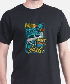 Fishing T Shirt T-Shirt