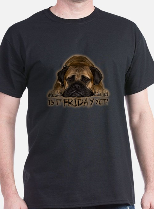 Cute Bullmastiff T-Shirt