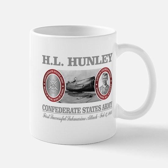 HL Hunley (Dixon) Mugs