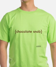 Chocolate Snob T-Shirt