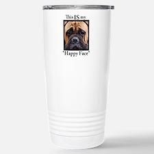 Cute Bullmastiffs Travel Mug