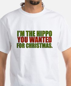 """""""I'm The Hippo You Wanted"""" T-Shirt"""