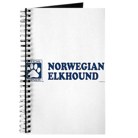 NORWEGIAN ELKHOUND Journal