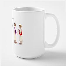 "Julius Caesar ""Et tu, Brute?"" Drink Offer Lg Mug"