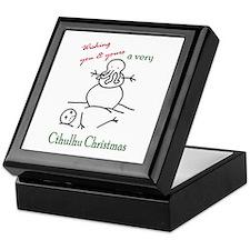 Cthulhu Christmas Keepsake Box