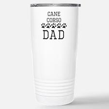 Cute Pets and corso Travel Mug