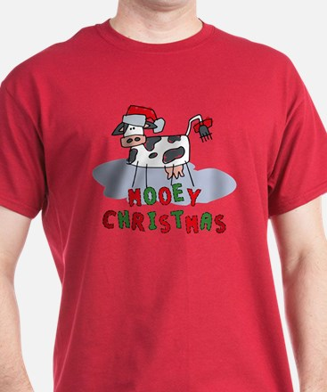 Mooey Christmas T-Shirt