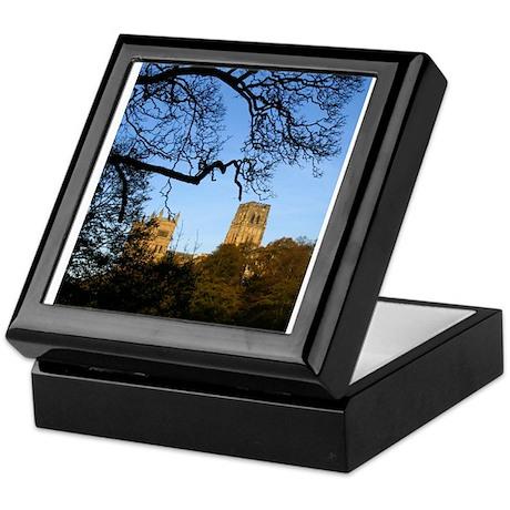 Durham Cathedral Keepsake Box