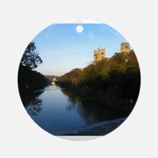 Durham Cathedral Ornament (Round)