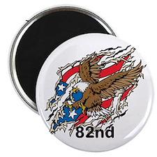"82nd Screaming Eagles 2.25"" Magnet (10 pack)"