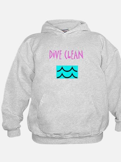 Dive Clean Sweatshirt