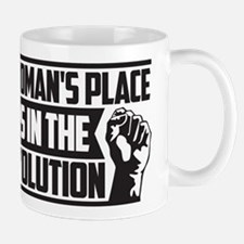 Womans Place in Revolution Mug
