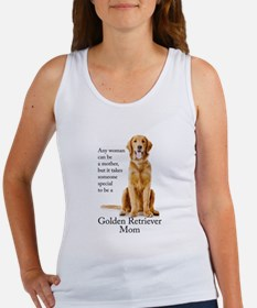 Golden Mom Tank Top