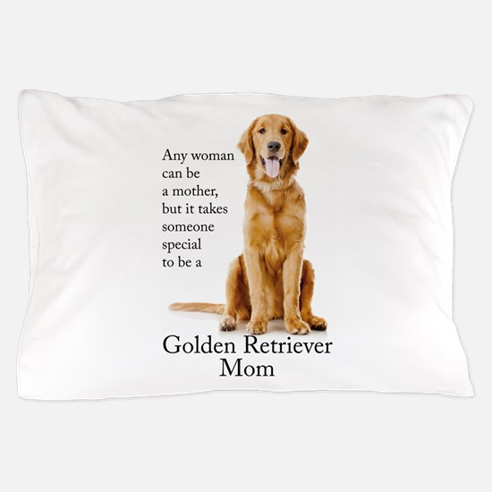 Golden Mom Pillow Case