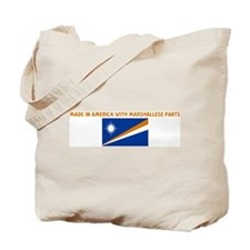 MADE IN AMERICA WITH MARSHALL Tote Bag