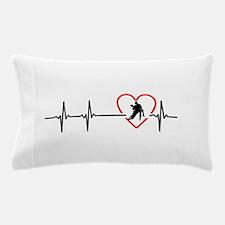 i love ballroom dance Pillow Case