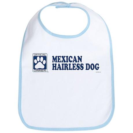 MEXICAN HAIRLESS DOG Bib