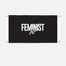 Feminist AF Banner
