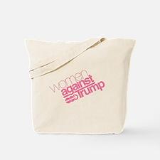 Women Against Trump Tote Bag
