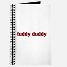Fuddy Duddy Journal